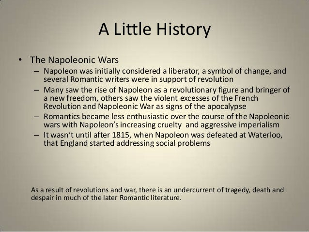 If anyone knows about the Colonial-Romantic Period?
