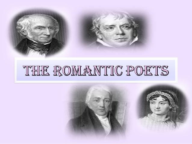  (1770-1850) English poet, one of the  most accomplished and  influential of Englands  romantic poets, whose  theories a...