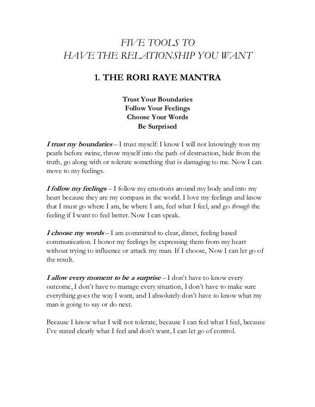 Rori raye commitment blueprint pdf - Received By Freddie