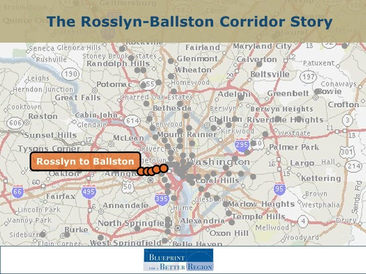 The Rosslyn-Ballston Corridor StoryRosslyn to Ballston