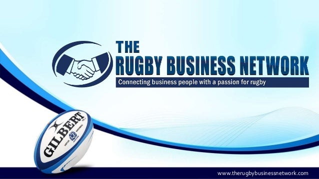 The Rugby Business Network Overview