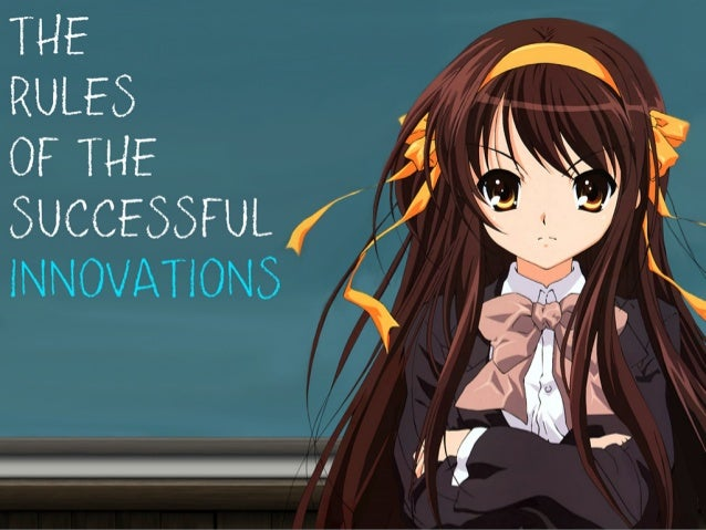 let's look at the famousquotes about innovations2   The rules of the successful innovations   2013