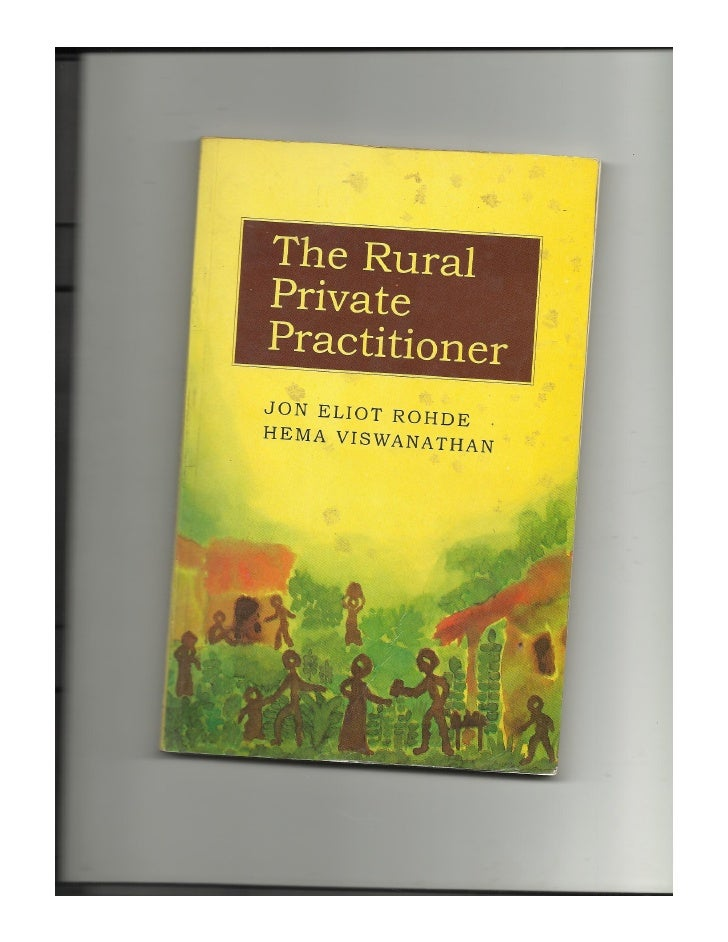 The rural private practitioner