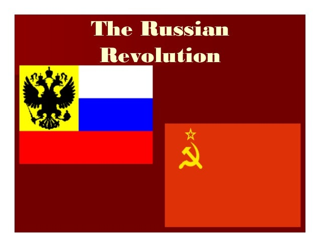 The Russian Revolution 