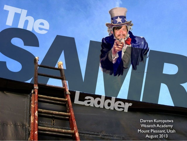 The SAMR Ladder v3
