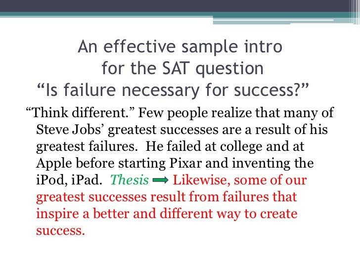 Essay On Job Skills Necessary For Success