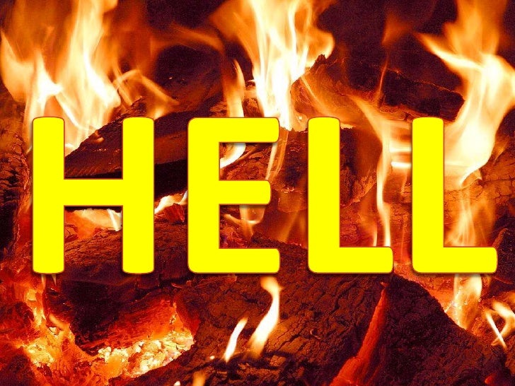 "Do NOT read this WARNING about     HELL!!! Signed ""The Devil."""