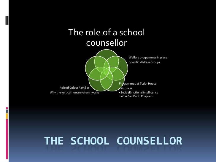 The School Counsellor<br />