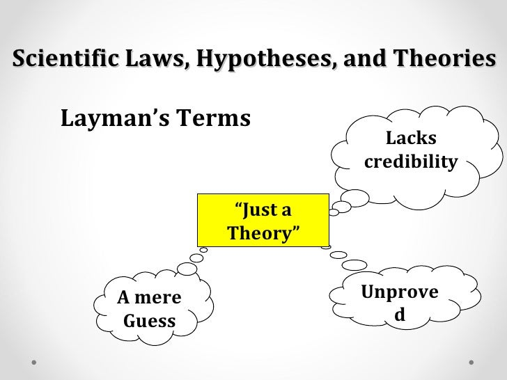 Difference between a theory and a hypothesis? (Scientific Method)?