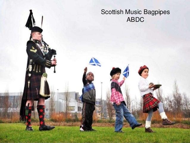 Scottish Music Bagpipes         ABDC