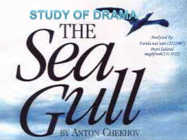 The seagull ppt by Putri Laila