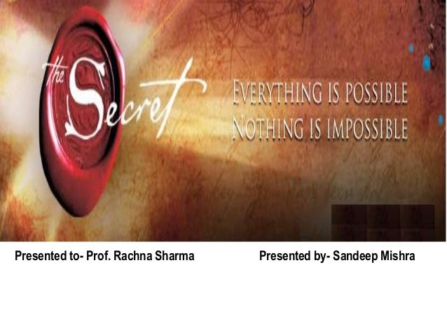 Presented to- Prof. Rachna Sharma Presented by- Sandeep Mishra