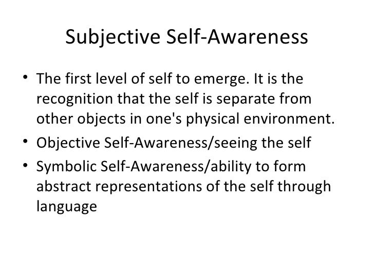 self awareness 3 essay Here are some examples of self-awareness: self-awareness is when you understand how your thoughts affect you and others self-awareness is understanding how your behaviors affect you and other people around you.
