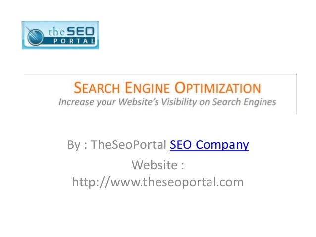TheSeoPortal Affordable SEO Service Packages