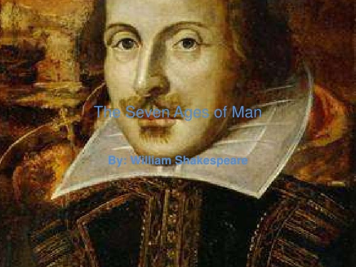 Seven Ages of Man William Shakespeare The Seven Ages of Manby