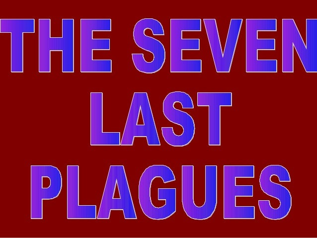 Who Are The Plagues Against? • Revelation 16:1 & 2 • And I heard a great voice out of the temple saying to the seven angel...