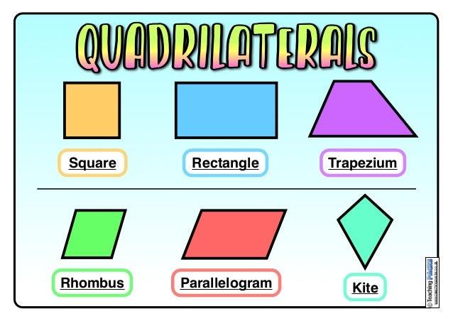 trapezoid worksheet