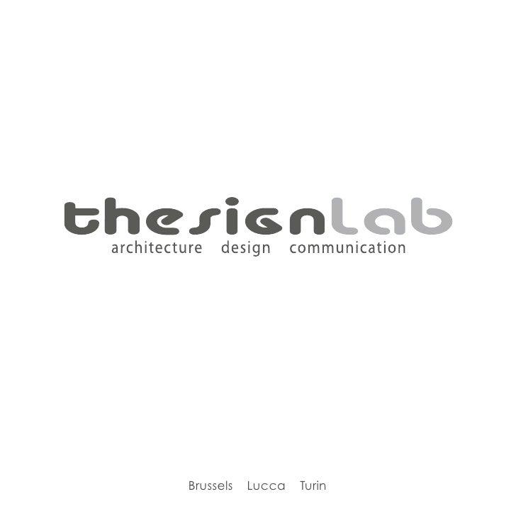 Thesignlab Book 2010