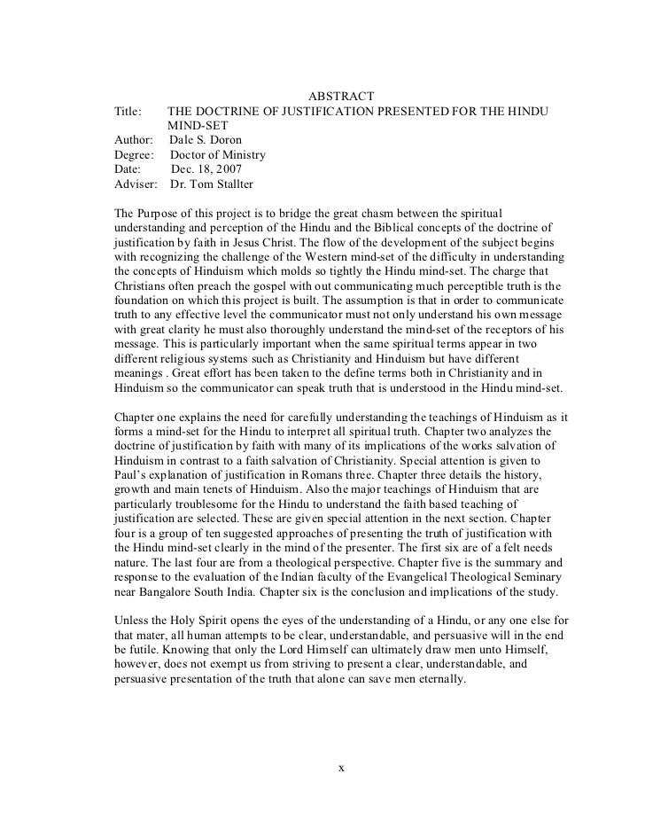 An introduction for an essay