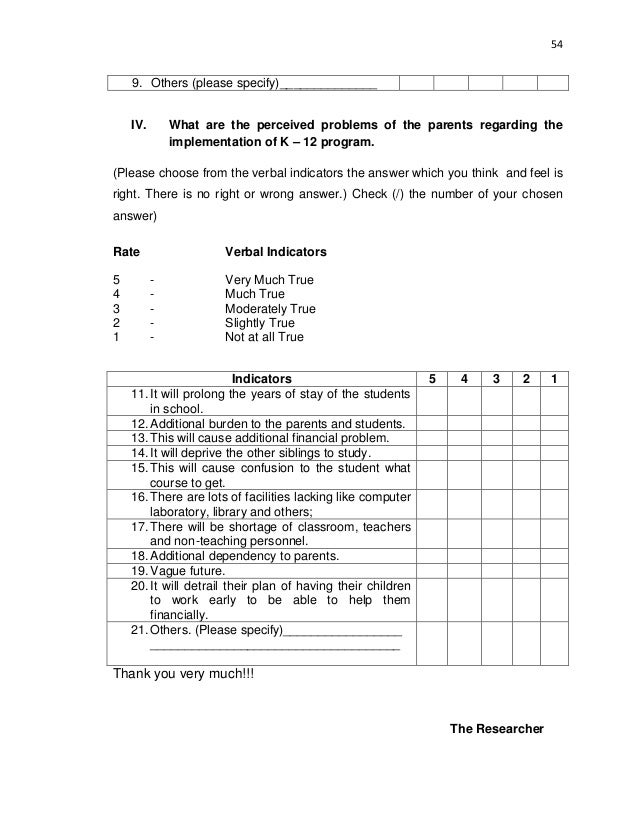 write dissertation questionnaires
