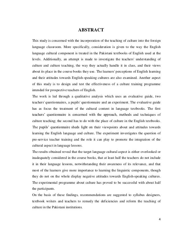 MA Thesis Abstracts