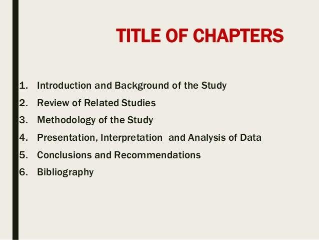 Apa format of thesis writing