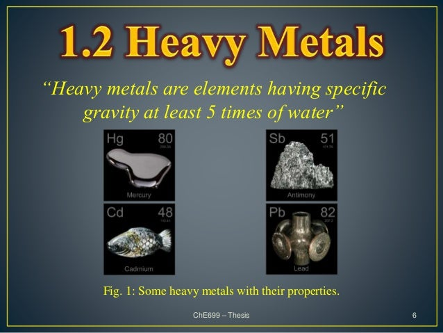 Thesis ideas for a research paper on Heavy Metal?