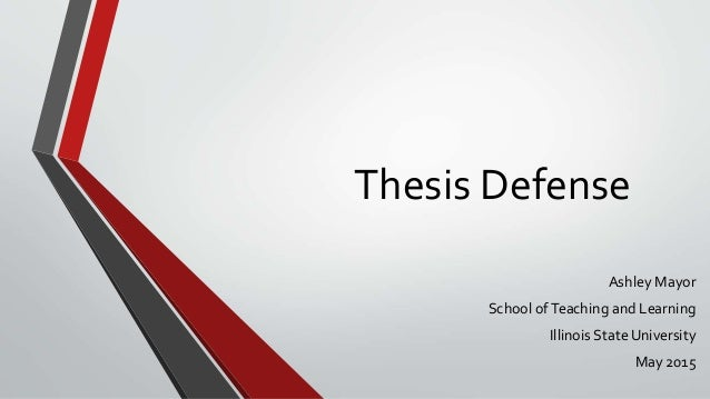 Professional University Thesis Proposal Examples