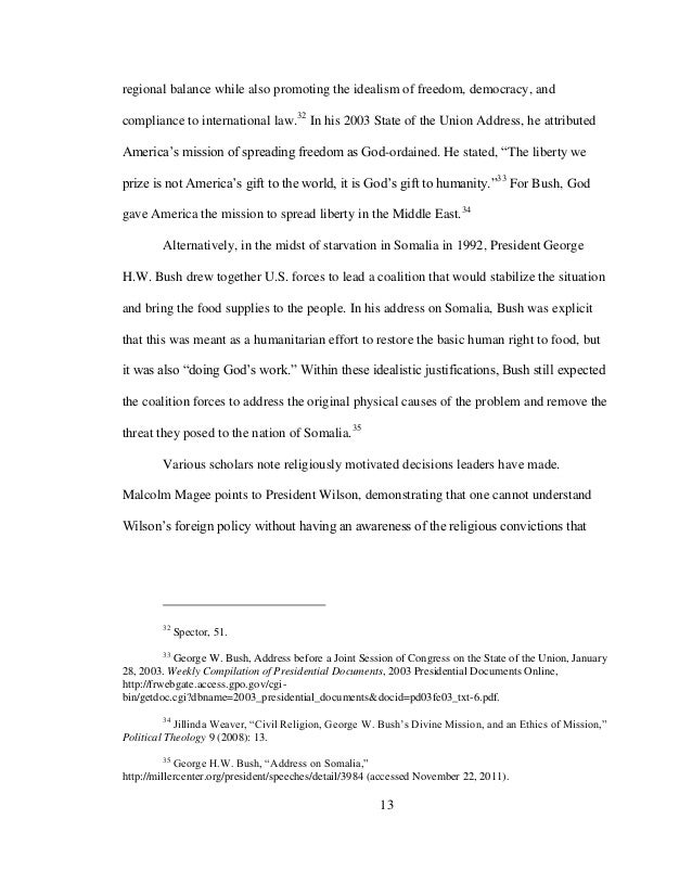 Master thesis in law