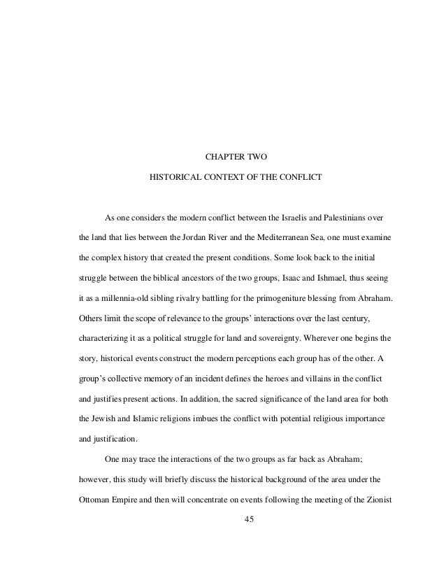 History masters thesis suggestions