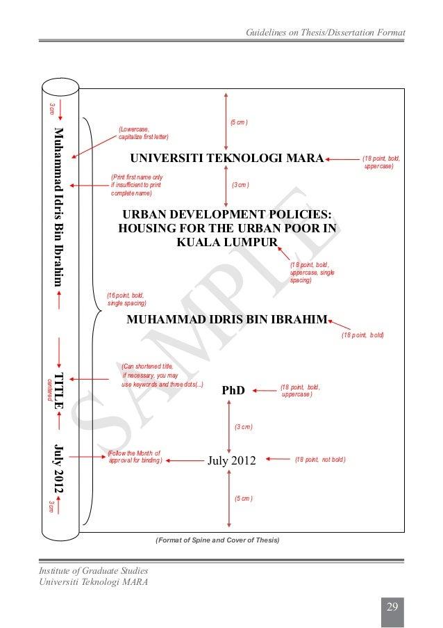 English Phd Dissertation Length