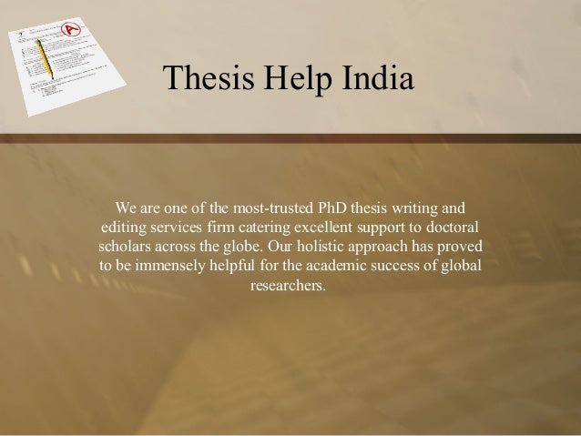 help thesis writing Thesis help precision consulting if you feel that we might be a fit for your thesis writing needs, please contact us to set up a free initial consultation.