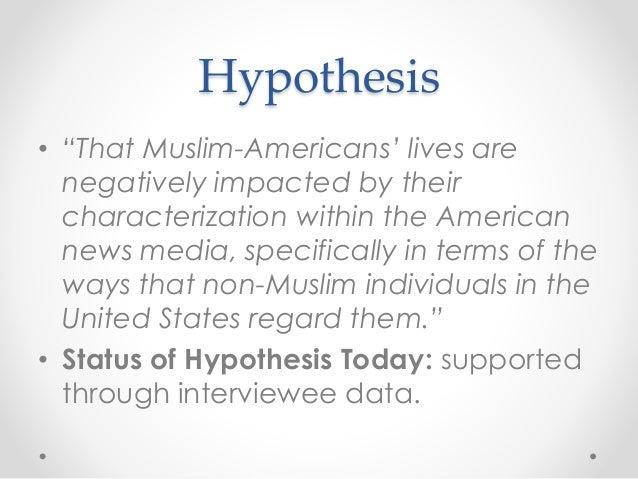 muslim american powerpoint presentation