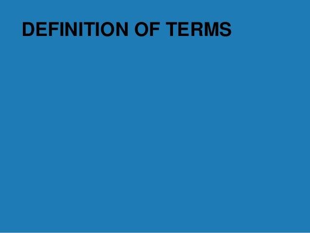 chapter 3 thesis descriptive method