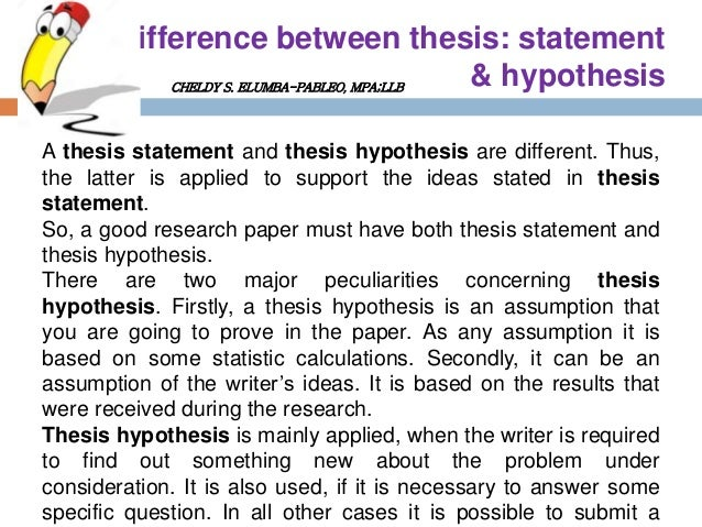 difference between masters thesis dissertation