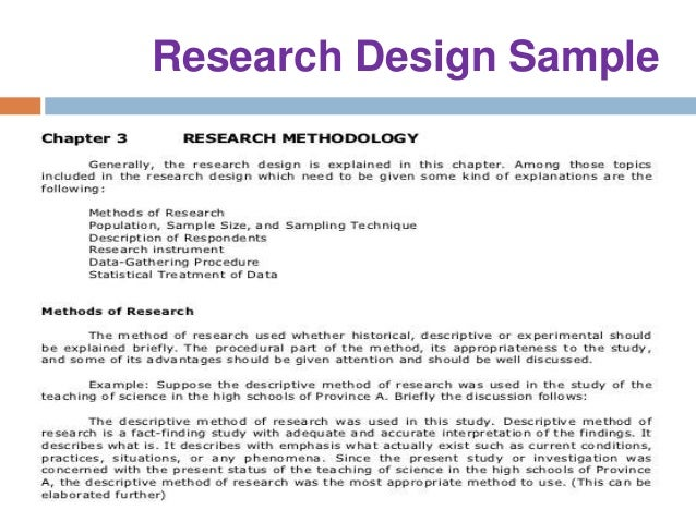 Write my sample of a methodology in a research paper