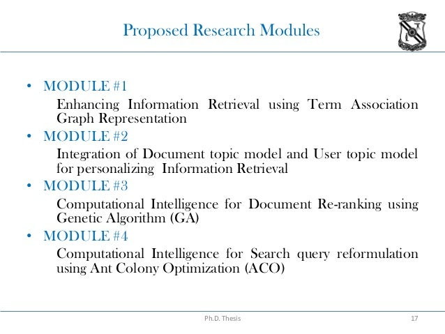Write my thesis computer science topics