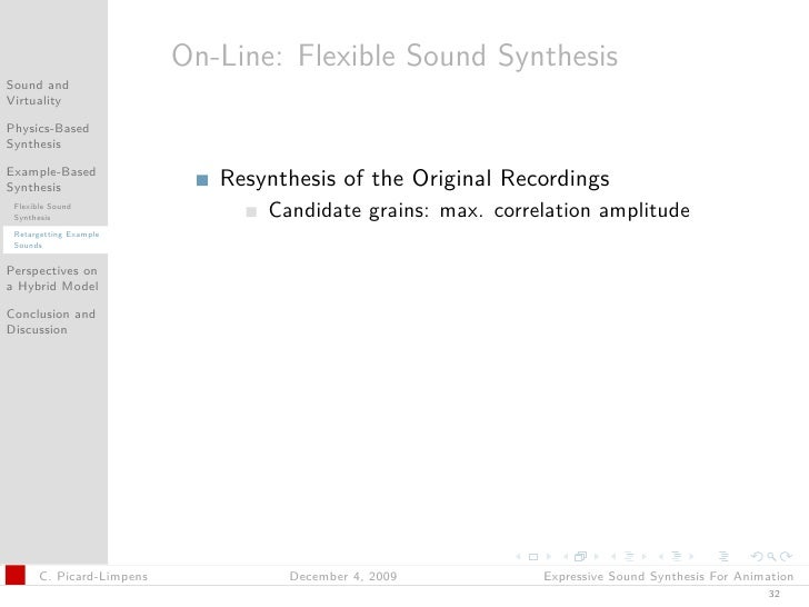 phd thesis synthesis