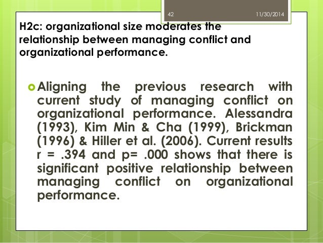thesis on impact of leadership on organizational performance Anees ullah karamat impact of leadership on organizational performance a case study of d&r cambric communication business economics and tourism.