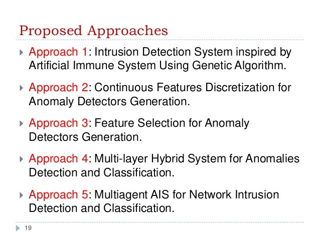 thesis in intrusion detection