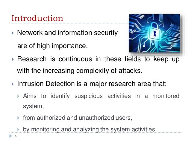 phd thesis intrusion detection Phd candidate in computer engineering, istanbul technical university  • thesis  title: detection and mitigation of denial of service attacks in.