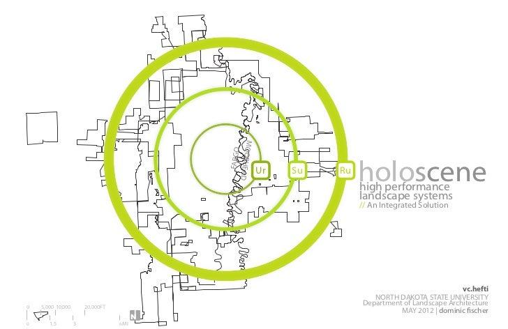 HOLOSCENE: high-performance landscape systems