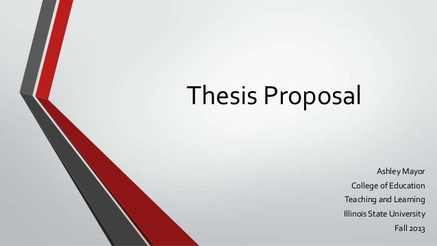 Thesis e-learning education
