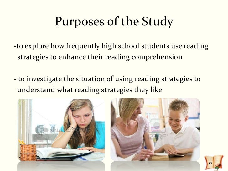 reading comprehension thesis introduction