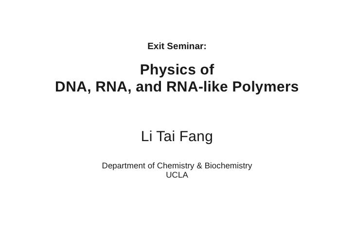 phd thesis on polymers