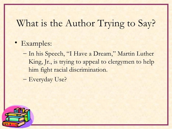 thesis statement on i have a dream speeches The i have a dream speech of dr martin luther king [ xi of the i have a dream speech: ] concluding the thesis statement in one rewarding mantra-like phrase: free at last about the historical context.