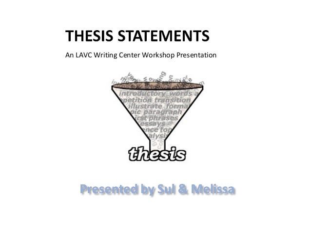 thesis statement for stress in the workplace