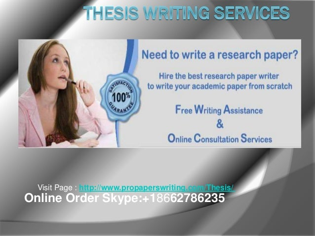 Dissertation Proposal Service Youtube