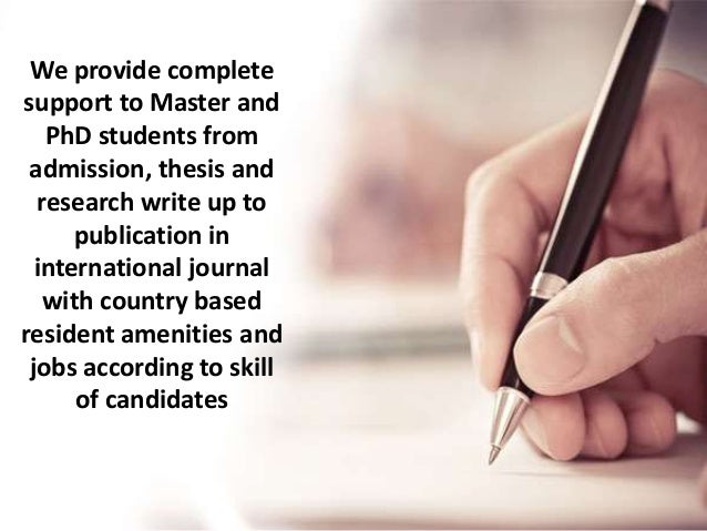 Writing services for research paper latex