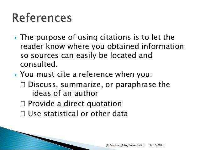 apa dissertation formatting